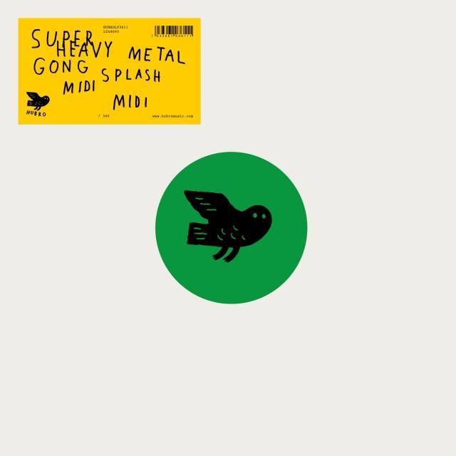 Gong Splash Midi Midi_LP_White Label